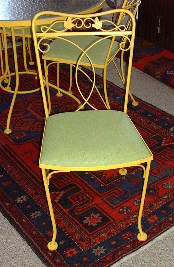 Lyon Shaw Patio Furniture Replacement Parts - Furniture ...