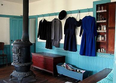 Amish-stove